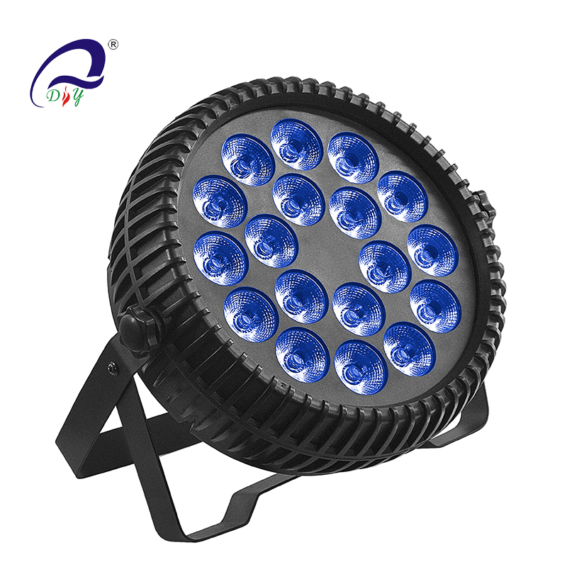 DJ - лампа PL85B 18 * 15W 5IN1 / 6IN1 LED Par
